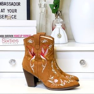 🔥Host Pick🔥Penny Loves Kenny Embroidered Boot